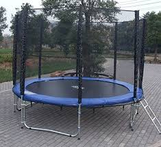 Best Backyard Trampoline by The Top 50 Safest Trampolines Ratings Reviews U0026 More Safety Com