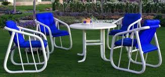 Pvc Outdoor Patio Furniture Ideas Pvc Outdoor Furniture And Furniture 24 Pvc Outdoor