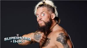 picture of enzo which legend did enzo honor with a superstar