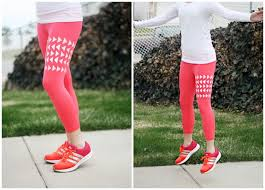 red patterned leggings how to wear leggings 2018 fashiontasty com