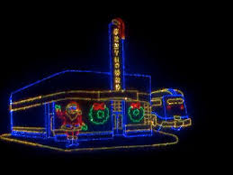 Garvan Gardens Christmas Lights The 20 Best Arkansas Towns To View Christmas Lights And Why You