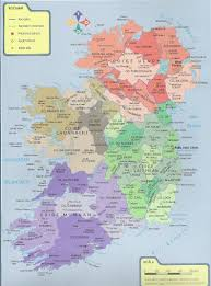 Blank Map Of France For Kids by Ireland Geography