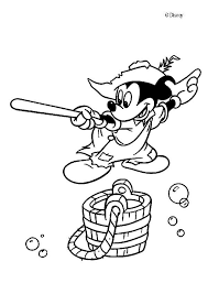 coloring page mickey mouse mickey mouse the musketeer coloring pages hellokids com