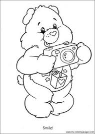 care bears coloring 028 crafty 80 u0027s care bears coloring