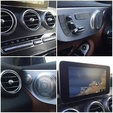 mercedes benz silver lightning interior 2017 mercedes benz c300 4matic coupe better and less costly