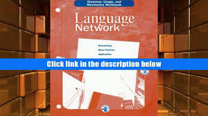 audiobook mcdougal littell language network grammar usage and