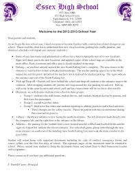 welcome back letter to staff from principal clipartsgram com
