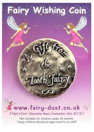 tooth fairy gift fairy wishing coin tooth fairy