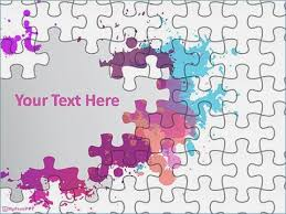 Free Puzzle Powerpoint Template Skywrite Me Puzzle Powerpoint Template Free