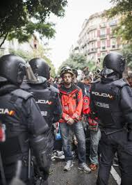 catalonia u0027s vote for independence ended in riots vice