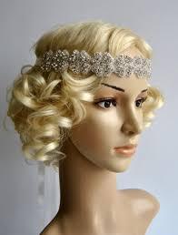 headpiece wedding rhinestone headband wedding bridal headband ribbon tie
