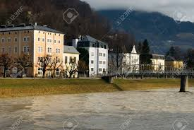 large luxury homes large luxury homes beside the salzach river salzburg austria