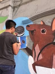 art misfits u2013 malaysia 3d murals illusions u0026 speed paintings