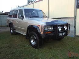toyota motorhome 4x4 toyota landcruiser vx 1989 4x4 fj62 sahara 60 series 3f engine in