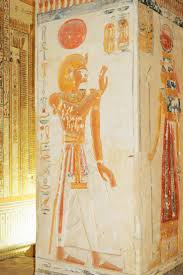 25 best walk like an egyptian images on pinterest jewelry wall paintings at tuts grave valley of the kings amazing how the colors
