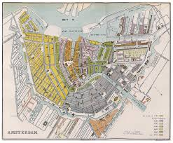 Old Europe Map by Maps Of Amsterdam Detailed Map Of Amsterdam In English Maps Of