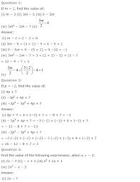 ncert solutions for class 7th maths chapter 12 u2013 algebraic