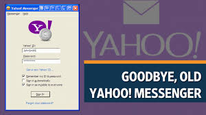 Yahoo Messenger Live Chat Room by Yahoo Discontinues Old Yahoo Messenger App Youtube