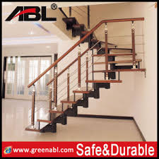 china stainless steel indoor stair handrail design dd050 china