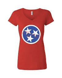 Flag Shirts Womens Womens Vintage Tees Womens T Shirts Nothing Too Fancy Knoxville