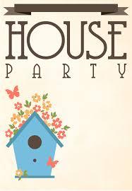 Free Housewarming Invitation Card Template Open Invite Clipart Collection