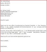 Rejecting Goods Letter rejection letter sles business letter sles englet