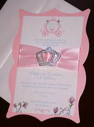 diy princess birthday invitations princess birthday 3 myleia u0027s