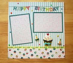 25 unique birthday scrapbook ideas on pinterest scrapbook