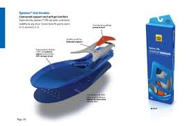 Spenco Comfort Insoles Catalogo Spenco