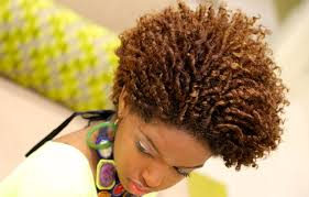shingling haircut natural hair finger comb coil out curly fro tutorial youtube