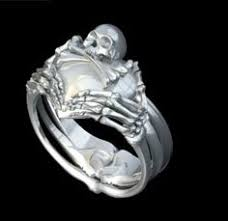 skull wedding rings skull wedding rings wedding definition ideas
