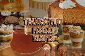 thanksgiving dessert recipes la epic club crawls los angeles