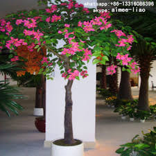 q082233 types of ornamental plants artificial bougainvillea bonsai