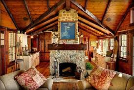 Log Home Interior Designs 22 Luxurious Log Cabin Interiors You To See Log Cabin Hub