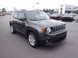 silver jeep renegade 2017 new jeep renegade latitude fwd at landers serving little rock