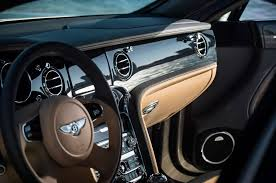bentley interior 2017 2017 bentley mulsanne dashboard carsautodrive