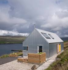 Home Design For Rural Area by The Tinhouse By Rural Design Is A Self Built Home On A Scottish Isle