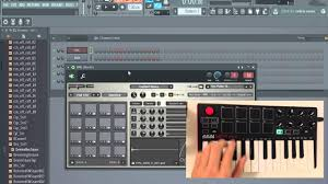 C3 Studios by Akai Mpk Mini Mk2 And Fl Studio 12 Pads Transport Setup Youtube