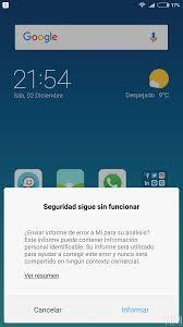 home design app crashes launcher and app settings crash bugs xiaomi miui official forum