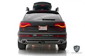 audi cycling team audi cycling team q7 wrapped at nwas