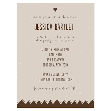 bridal shower invitations wording wedding invitation wording for couples who been together for