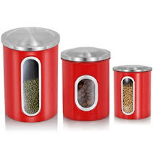 canister set for kitchen kitchen canisters set fortune 3
