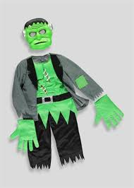 Toddler Frankenstein Halloween Costume Halloween Costumes Mojomums