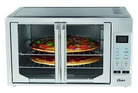 Oster 6 Slice Digital Toaster Oven Oster Tssttvfdxl French Door Oven With Convection Baking Review