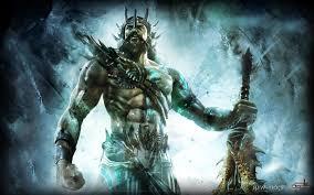 video games god of war poseidon mythology wallpapers hd