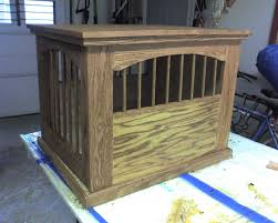 newport pet crate end table showy bedroom nightstand crate end table diy wood dog crateregarding