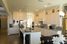 k hovnanian homes model at liberty crossing in frisco texas