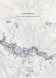 Aa Route Map Flooding Mechanisms Aa Landscape Urbanism S Ribot L Driva D Bra By