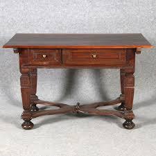 Schreibtisch Tisch Antiker Tisch Tische Barocktisch Biedermeiertisch Küchentisch
