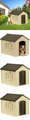 Dog House Plans For Dogs Diy Two Insulated Free Modern Extra